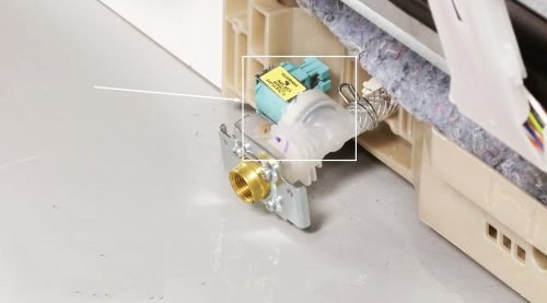 water supply valve dishwashers Bosch