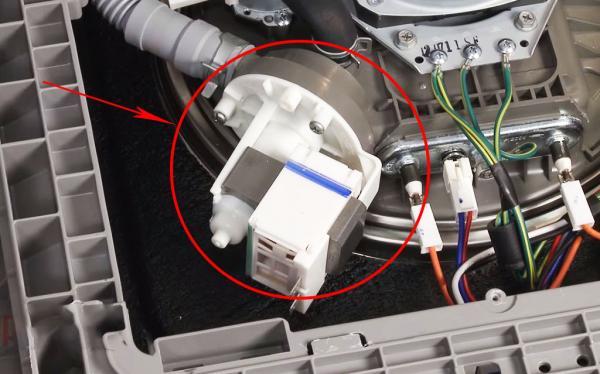 Bosch dishwasher Pump failure